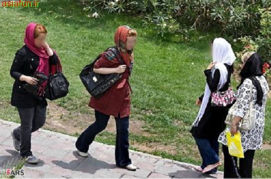 تصاویر بی حجاب دختران ایرانی