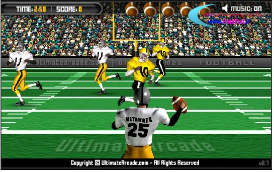بازی آنلاین فوتبال آمریکایی American Football