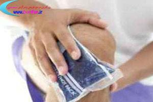 کاربرد یخ برای درمان بیماری ها