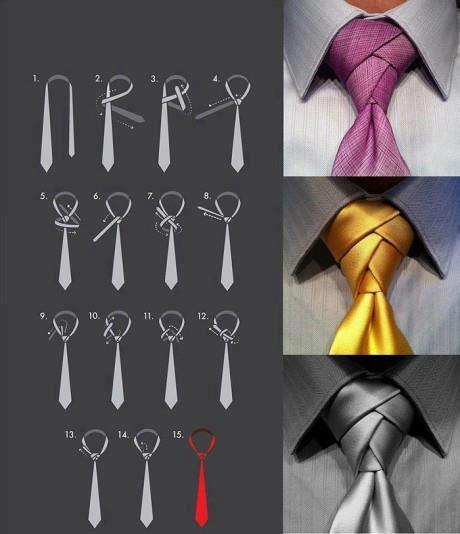 آموزش بستن کراوات به سه مدل