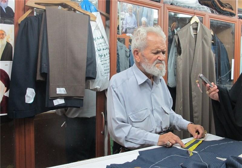 خیاط امام خمینی و حسن روحانی