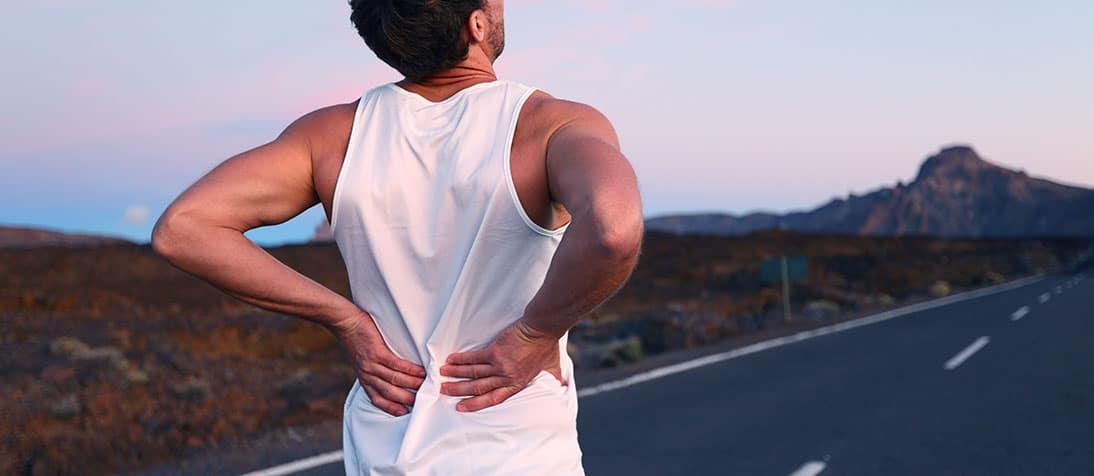 بهترین راه کاهش کمر درد با روش خانگی