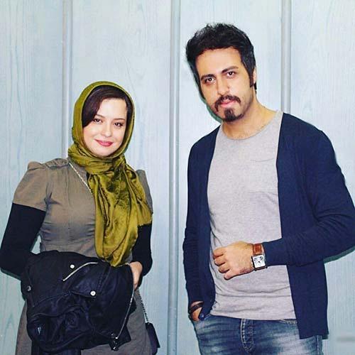 مهراوه شریفی نیا و رستاک حلاج در کنسرت خیریه وحدت