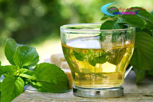 طرز تهیه چای نعناع مراکشی