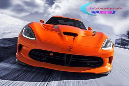 عکس ماشین سوپر اسپرت 2014
