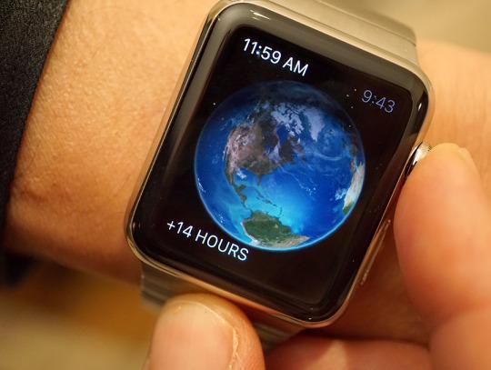 ساعت مچی اپل