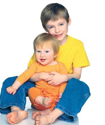 بهترین فاصله سنی بین بچه اول و دوم